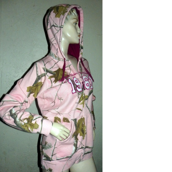 a7c1b69a9714 Cabelas Nwot Pink Hooded 1961 Jacket Size L